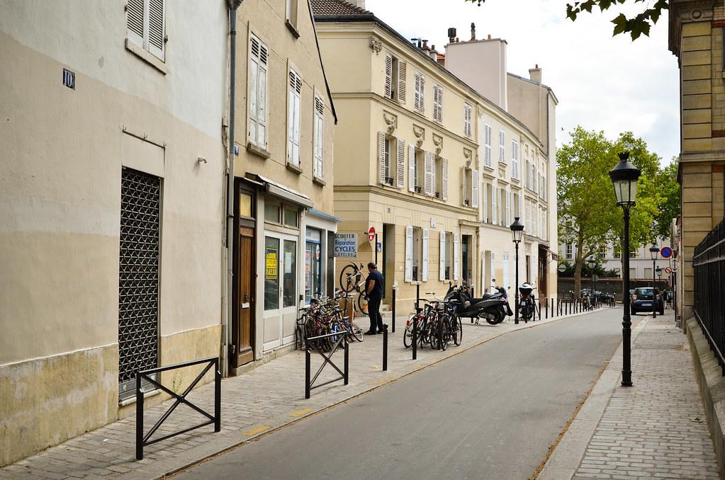 Rue du Buis