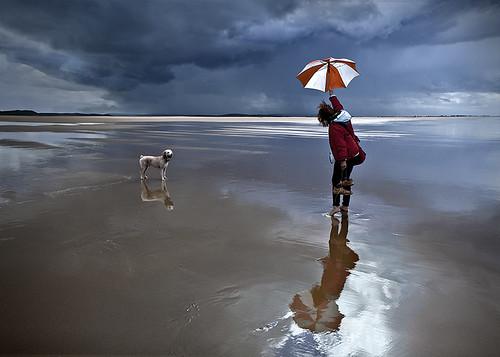 """1er premio en el Concurso Fotográfico """"Playas del Mundo"""""""