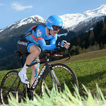 Talansky on the podium in Romandie opener