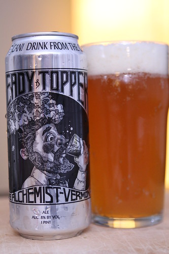 The Alchemist Heady Topper in Glass