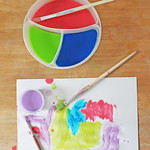 DIY Art Materials: 3 Easy Homemade Paints for Kids