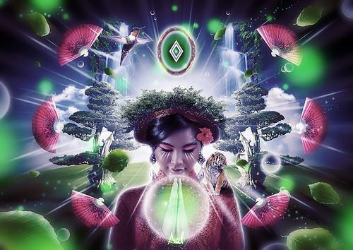 Green thinking