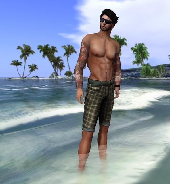 Kal Rau - Casual Shorts
