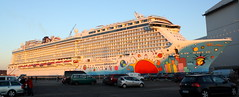 Norwegian Breakaway - Meyer Werft Papenburg