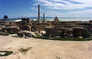 Tunisia. Roman Carthage