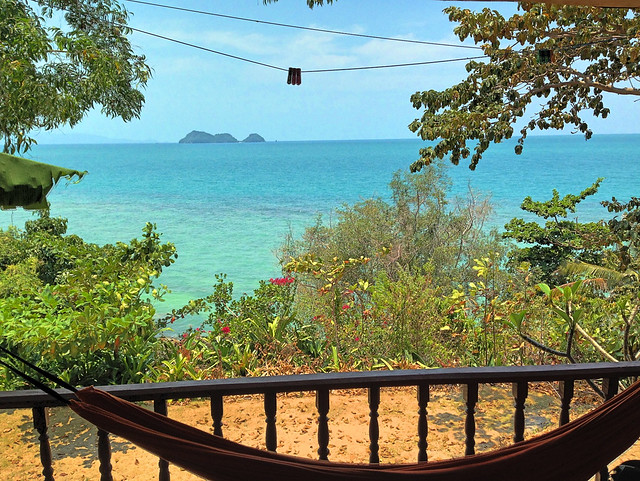 This is what $200/month in Koh Phangan gets you