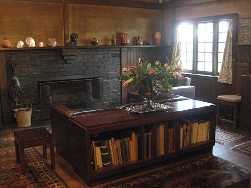 The Great Living Hall of the Waller House – Fairy Hills