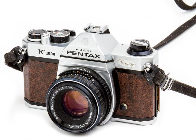 Asashi Pentax K1000 SE