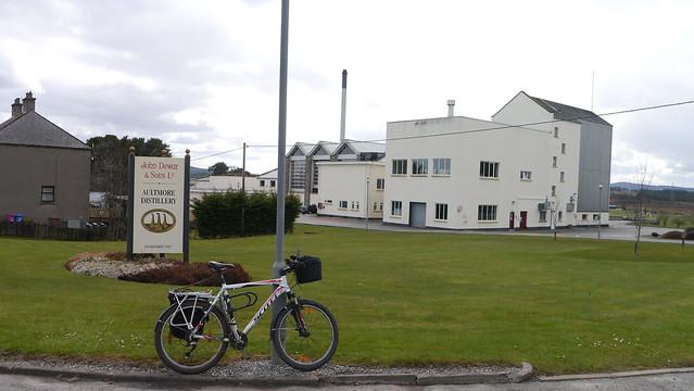 2013-04-30 392 Aultmore Distillery