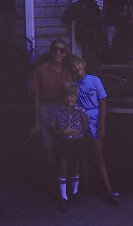 Indiana   -   Nashville   -   Visiting Jessica on IU break   -   24 July 1983