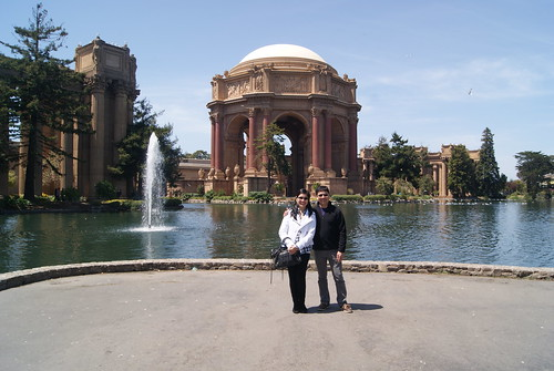 Palace of Fine Arts Lagoon