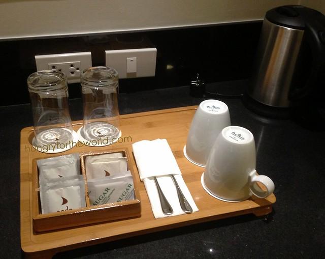 tea and coffee?