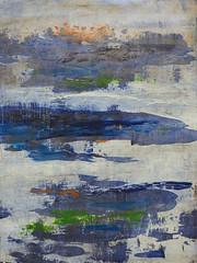Blue Lagoon 1, 40x30