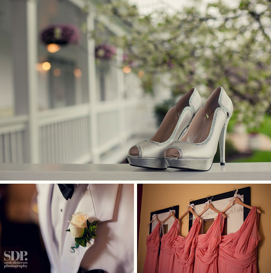 Hawthorne House Parkville Missouri wedding photos