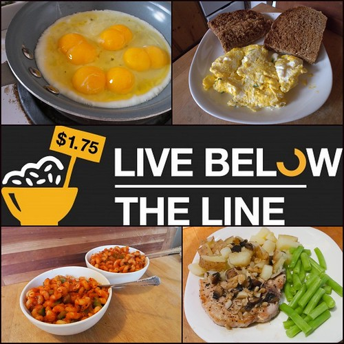 Day 5 Last Day – Live Below The Line