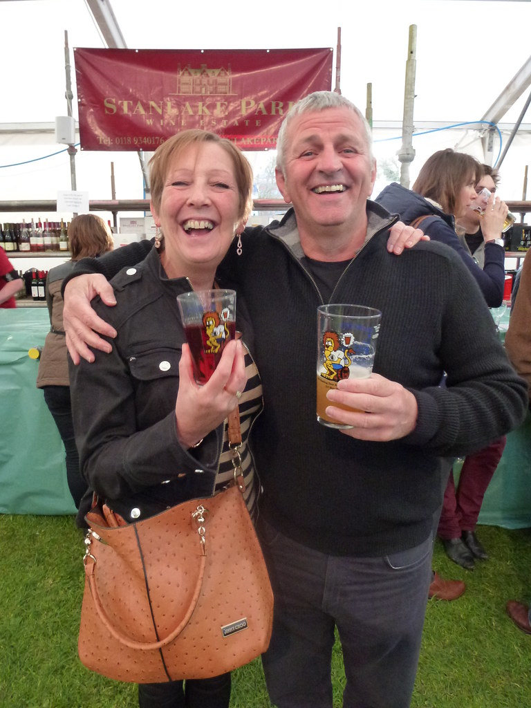Reading Beer Festival May 2013