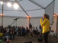 Moritz Beichl - textstrom Poetry Slam goes Stadtfest Wien