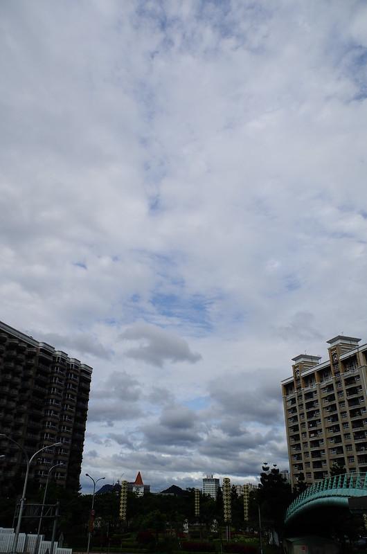 K-01 今天沒有藍天白雲