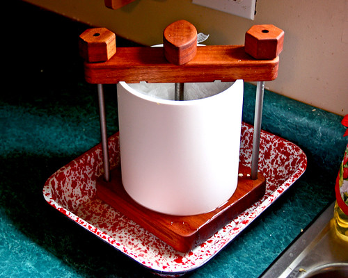 New Cheese Press!