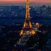 """Tour Eiffel by Kristhian """"Gufastro"""" Mason"""