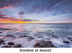 Sunrise at Manly
