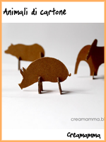 Animali cartone CREAMAMMA