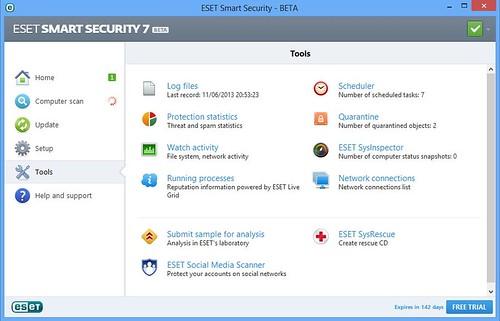 ESET NOD32 7.0 и Smart Security 7.0
