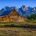 T. A. Moulton Barn by Paul Domsten