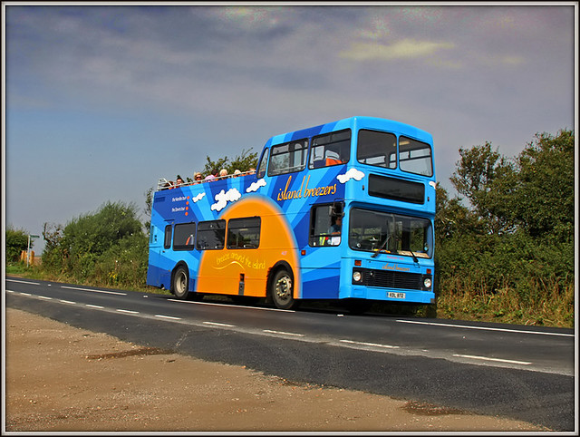 Southern Vectis 4637, Brading Down Road