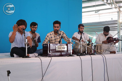 Devotional song by Hardeep Ali and Saathi from Avtar Park, Delhi