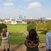 View from Greenwich Park over London