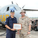 FCDR visits the Spanish Detachment Grappa - EUNAVFOR MED