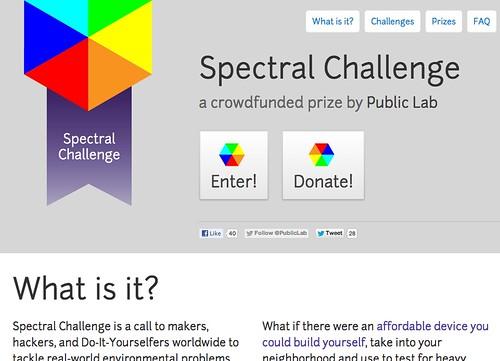 Spectral Challenge screenshot
