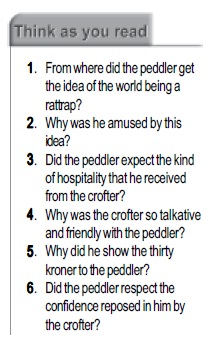 NCERT Class XII English: Prose 4 – The Rattrap – AglaSem Schools