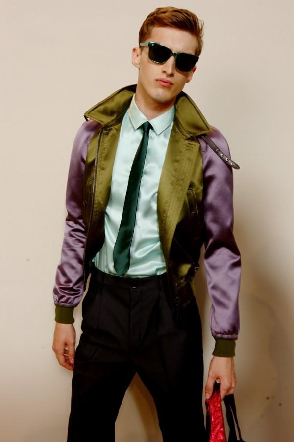 6 Burberry Prorsum Menswear SpringSummer 2013