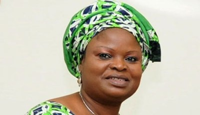 Adejoke-Orelope-Ade, deputy governor of Lagos State in Nigeria, has encouraged students to seek excellence. She is a motivational speaker inside the West African state, Africa's most populous. by Pan-African News Wire File Photos