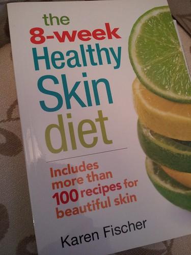 The 8-week health skin diet by Karen Fischer