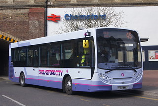 First Essex new ADL Enviro200's (c) David Bell