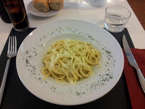 Madrid | La Cuchara | Spaguetti