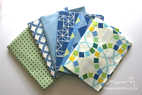 Quilt Blocks fabric yardage