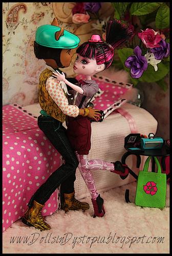 Secret Rendezvous by DollsinDystopia