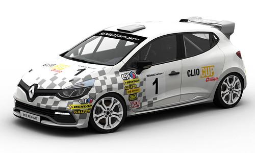 Renault Clio Cup España On-line