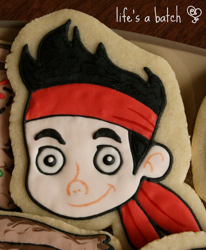 Jake cookie.