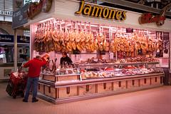 meat, food, butcher, yatai,