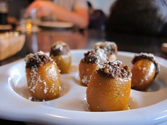 Stuffed Kumquats, at Alder