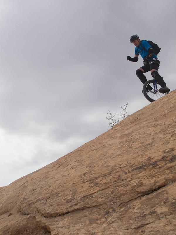 Slickrock Trail MUni