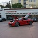 NEW 2014 Porsche Cayman S 981 FIRST PICS in Beverly Hills 90210 Guards Red 1187