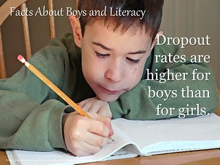 boys and dropout rates