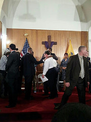 McDuffie, Christie and the Cross