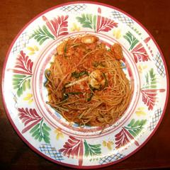 #7995 spaghetti peperoncini